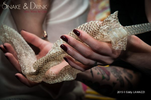Snake and Drink - Wine by one le 01-06-2015-3768