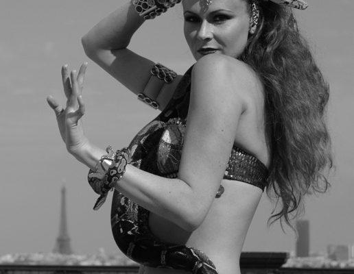 Lia Vinova ©Justine Maillard - Paris, ma jolie