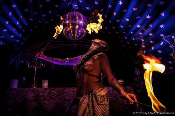 Lia pour Hanabi Circus Photo Eddy Lamazzi