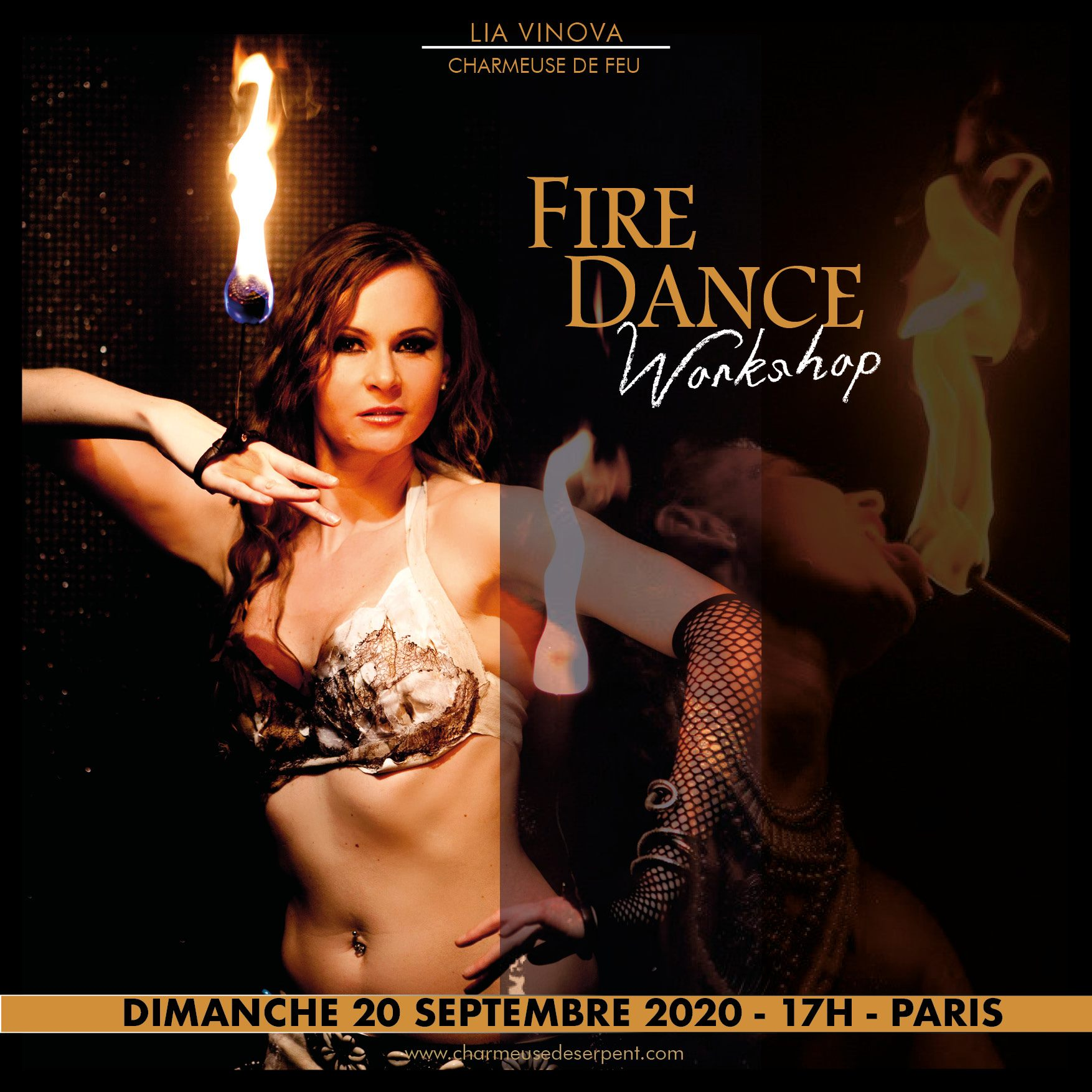 FIRE DANCE Workshop